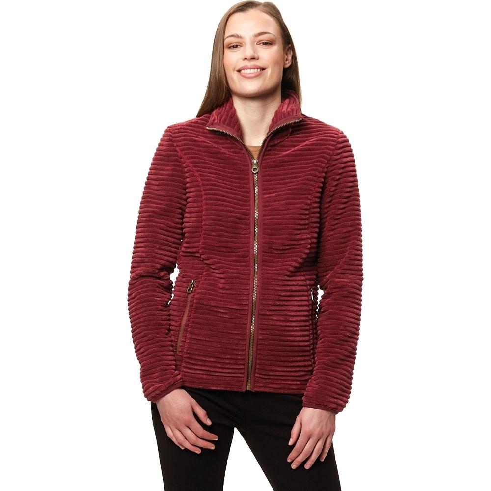 Regatta Womens/Ladies Halima Short Pile Drop Needle Fleece