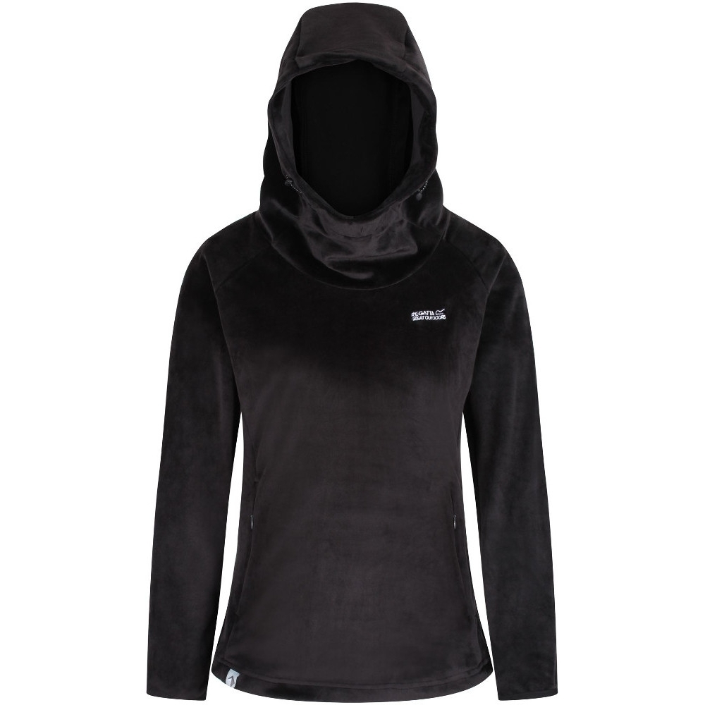 Regatta Womens Halia Cowl Neck Casual Sweater Jumper Hoodie 18 - Bust 43 (109cm)