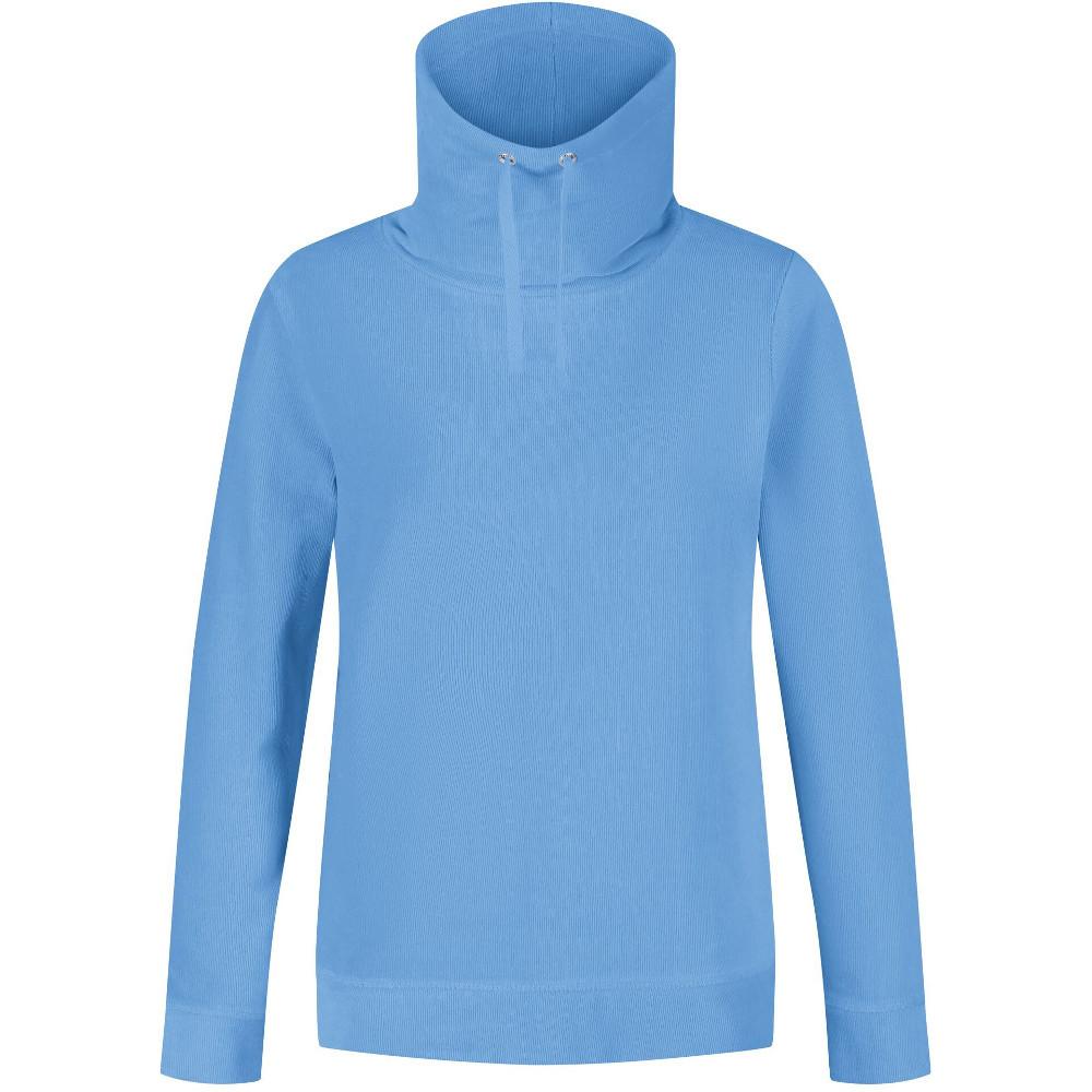 Regatta Womens Hepzibah Cowl Neck Pullover Fleece Jacket 18 - Bust 43 (109cm)