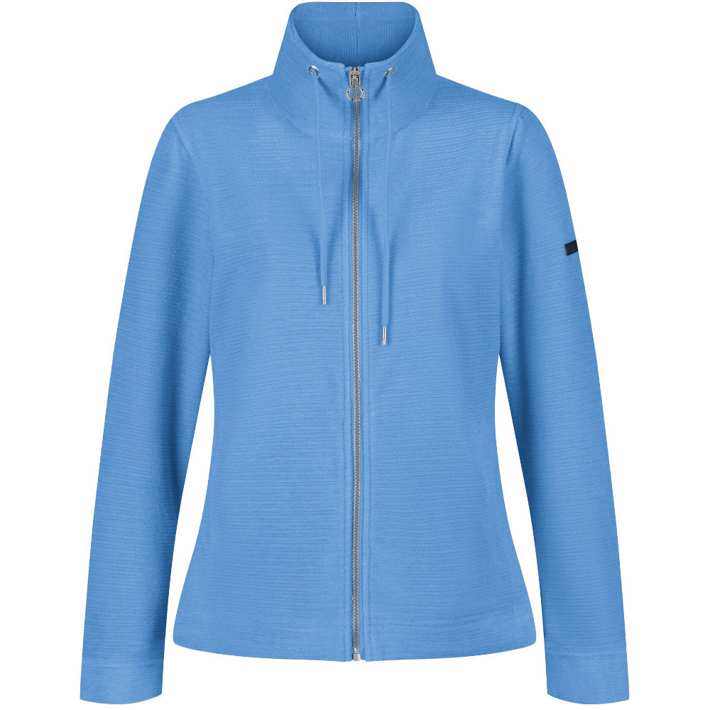 Regatta Womens Edlyn Full Zip Linear Fleece Jacket 18 -
