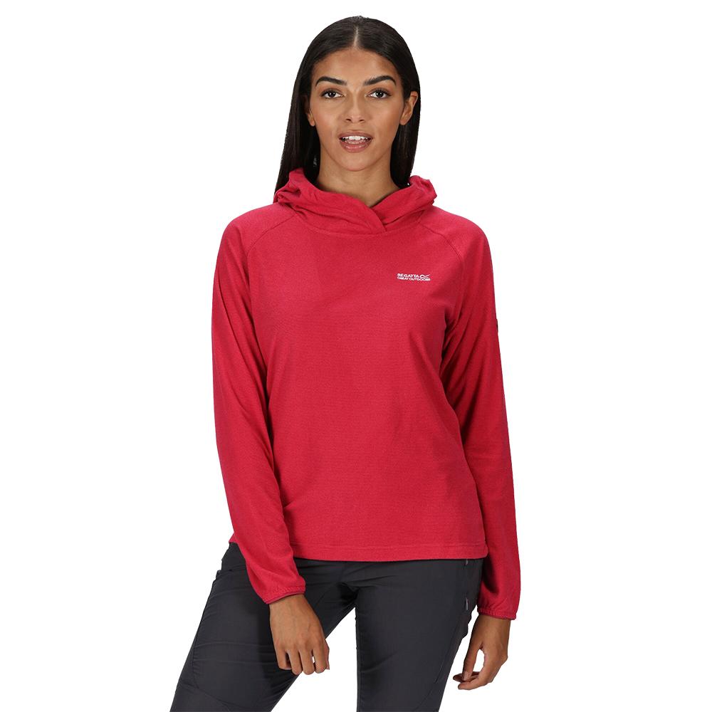 Regatta Womens Montes Pullover Hooded Hoody 10 - Bust 34 (86cm)