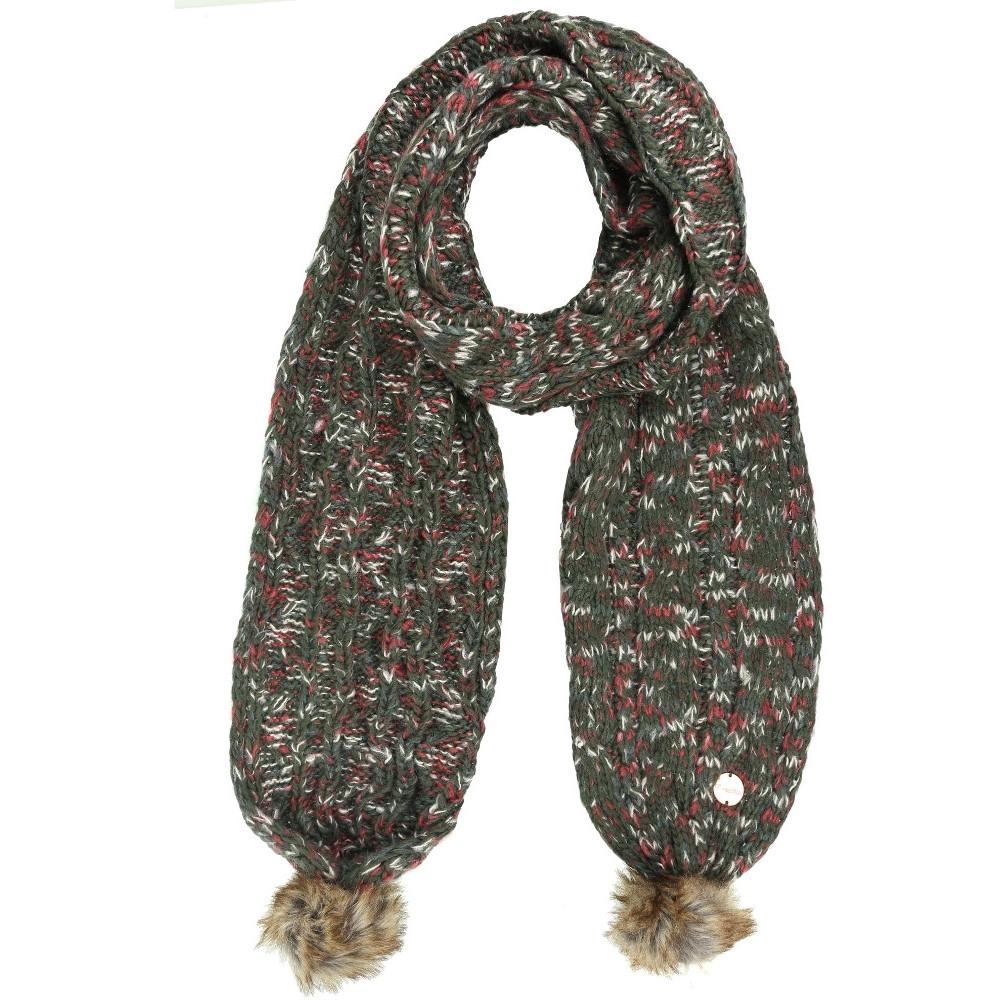 Regatta Womens/ladies Frosty Ii Acrylic Warm Winter Walking Scarf One Size