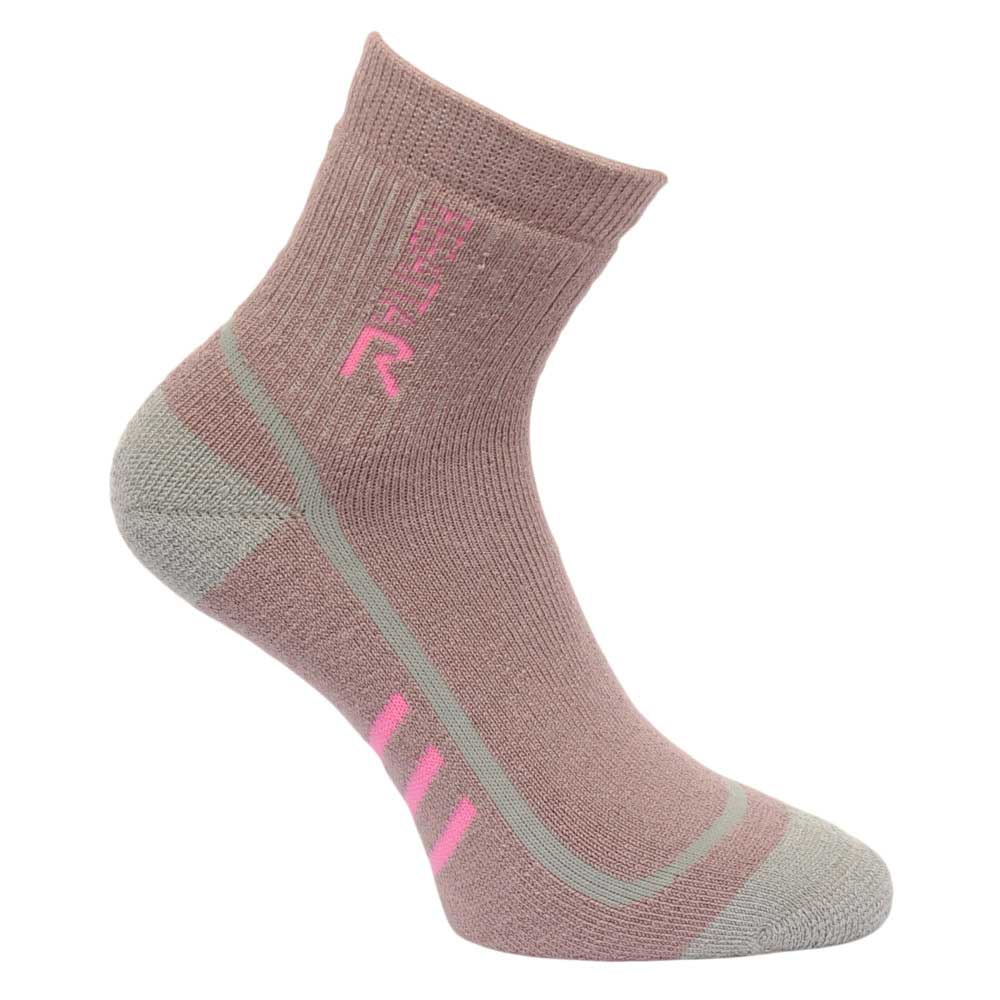 Product image of Regatta Womens 3 Season Heavy Weight Walking Socks Navy RWH032
