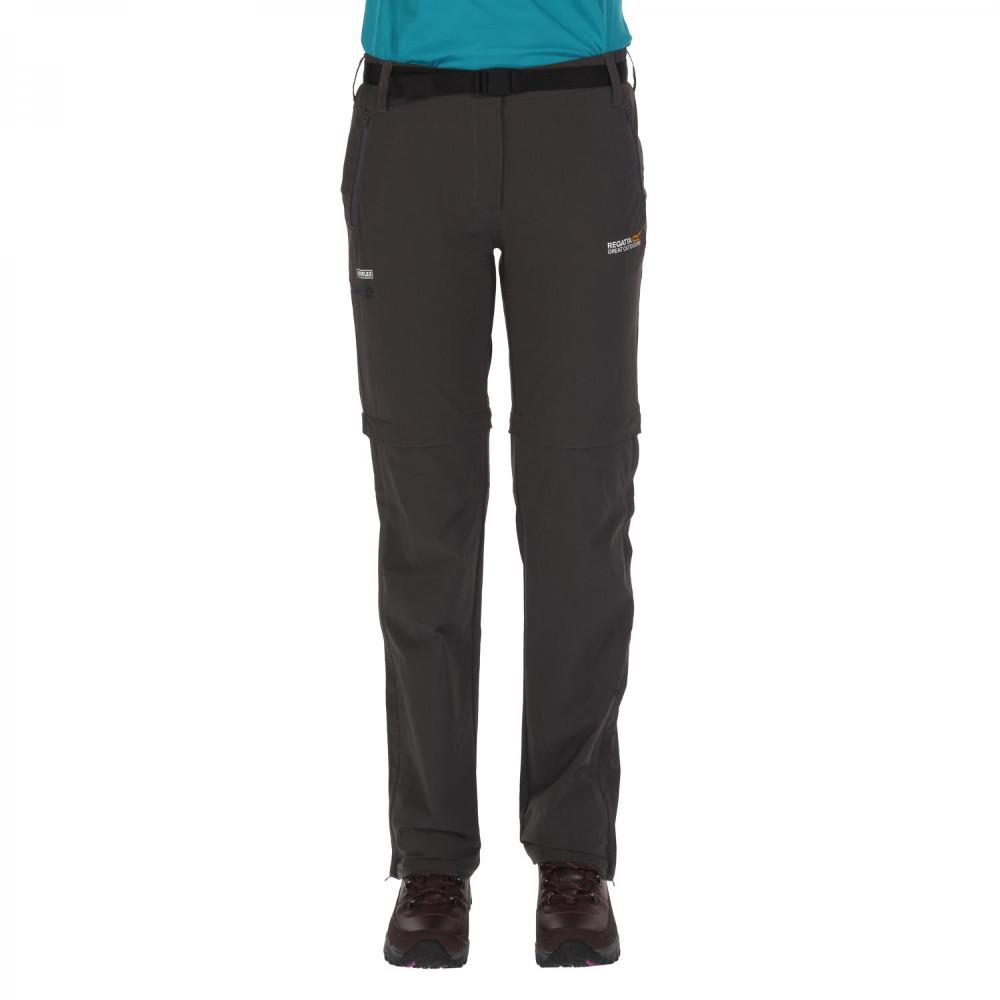 Regatta Womens/Ladies Xert Stretch Zip-Off Walking Trousers