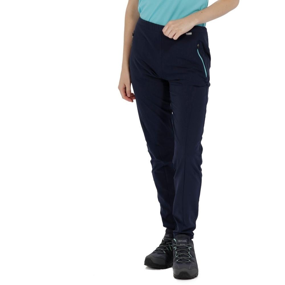 Regatta Womens/ladies Jomor Full Zip Lightweight Stretch Fleece Jacket 20 - Bust 45 (114cm)