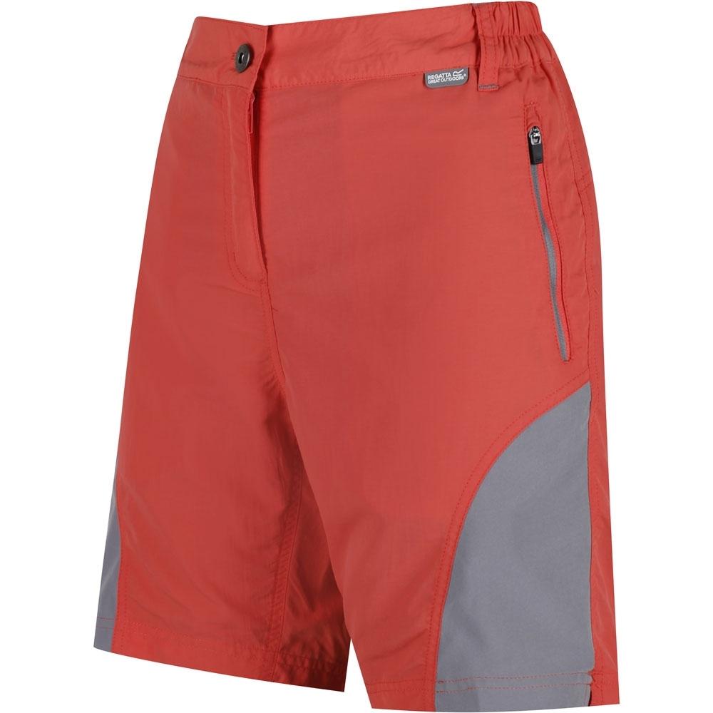 Regatta Mens Leesville Zip Off Lightweight Walking Trousers 34 - Waist 34 (86cm)  Inside Leg 29