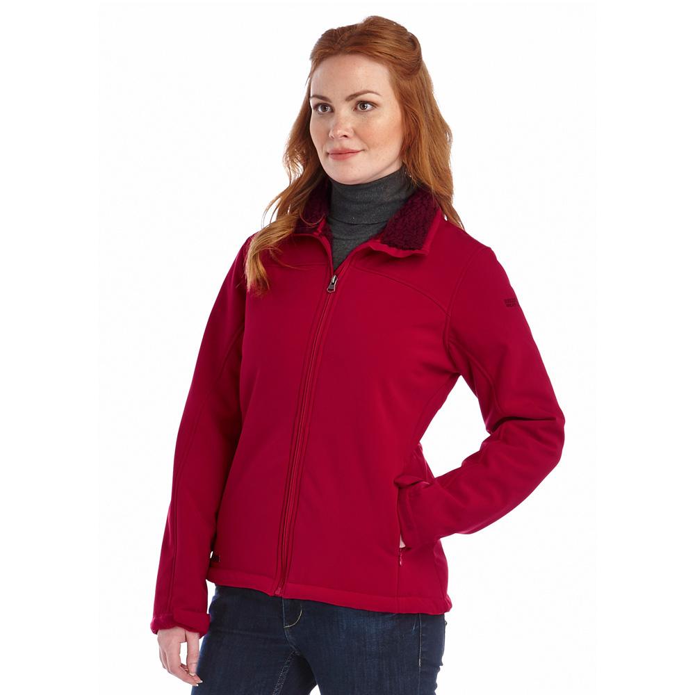 Regatta Ladies Tulsie Softshell Hiking Walking Jacket Coat