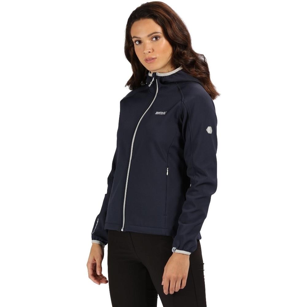 Regatta Womens/Ladies Arec II Durable Wind Resistant Jacket