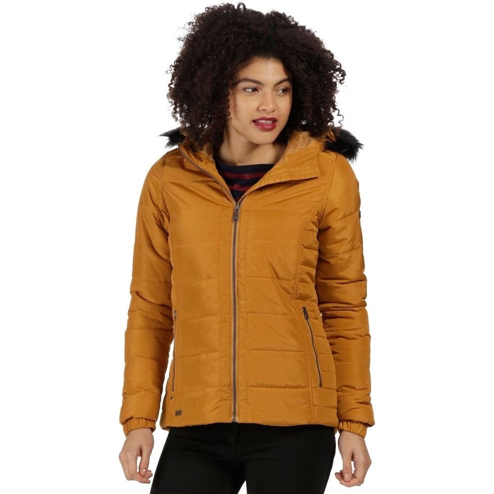Regatta Womens/Ladies Wynne Thermoguard Warm Hooded Walking
