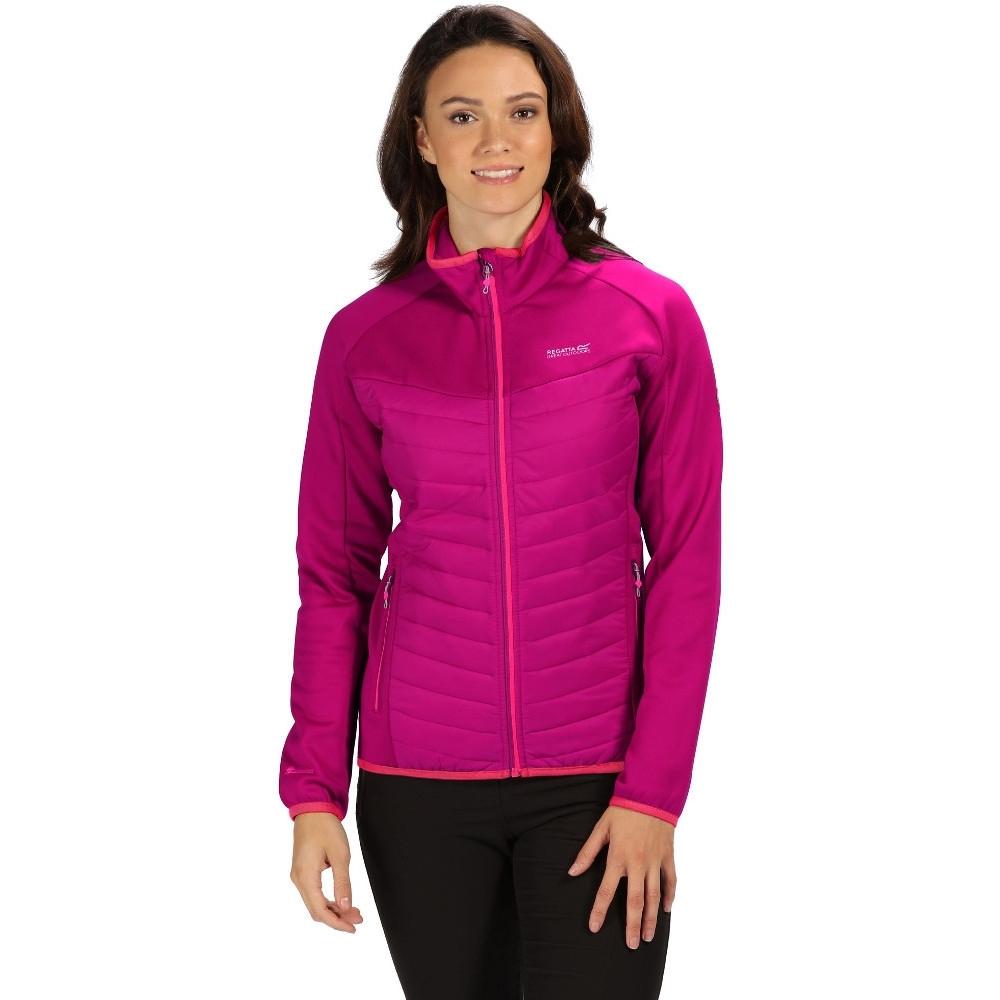 Regatta Womens Bestla Hybrid Padded Lightweight Jacket 16 -