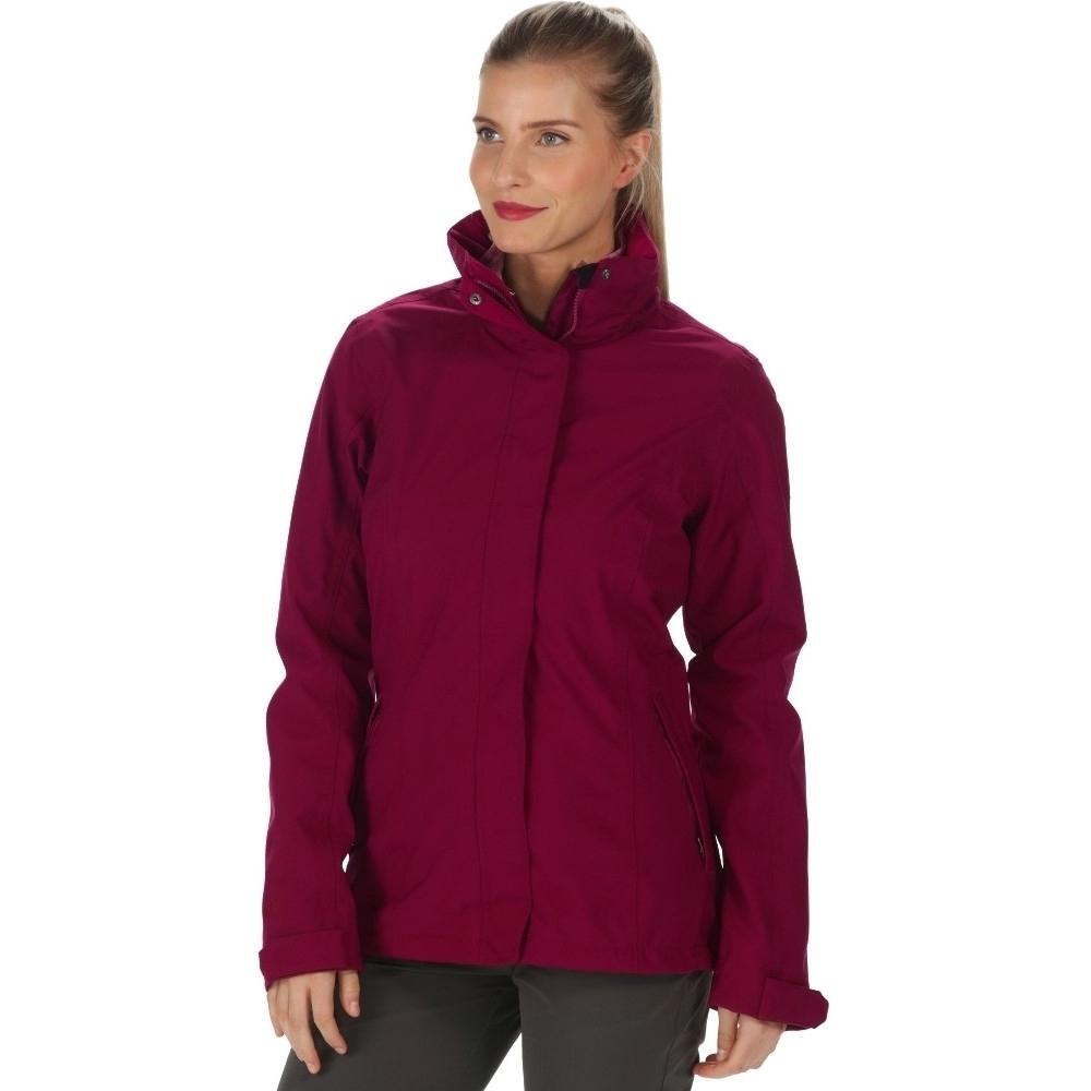 Regatta Womens/Ladies Calyn Stretch Fabric 3in1 Waterproof Jacket 20 - Bust 45 (114cm)
