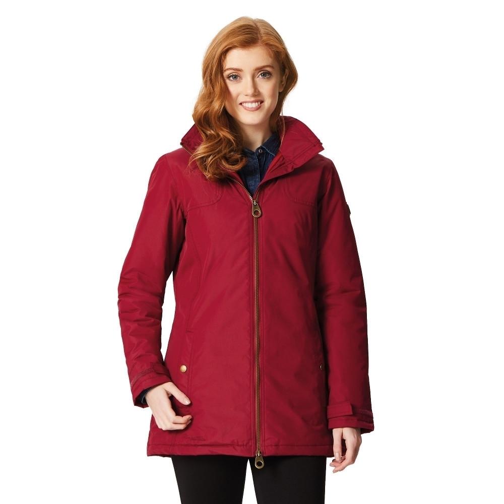 Regatta Womens/Ladies Mylee Poly Taped Seam Waterproof Coat