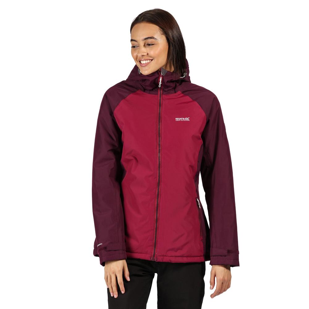Regatta Womens Voltera Protect Insulated Waterproof Jacket 20 - Bust 45 (114cm)
