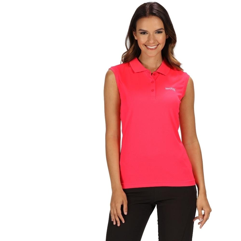 Regatta Womens/ladies Tima Wicking Quick Dry Technical Vest T Shirt 8 - Bust 32 (81cm)