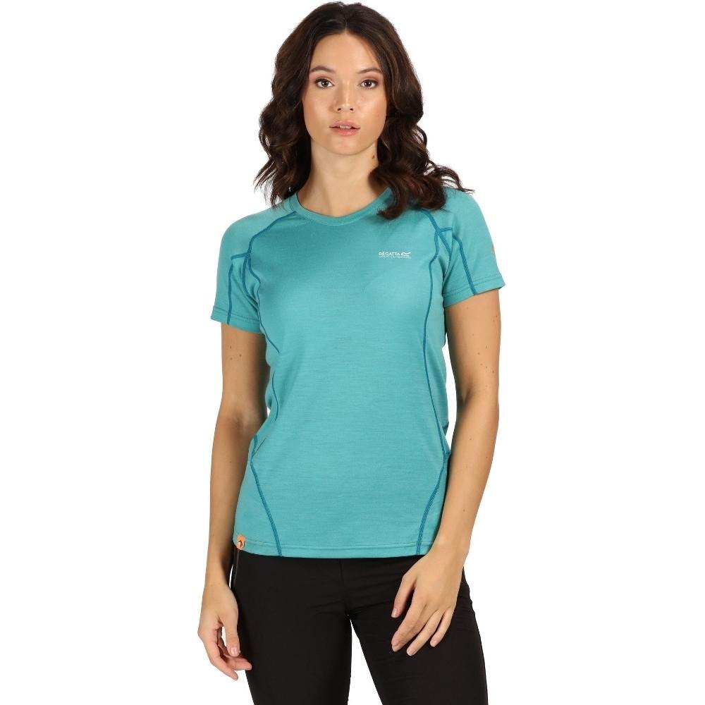 Regatta Womens/ladies Connie Iii Lightweight Stretch Softshell Jacket 8 - Bust 32 (81cm)