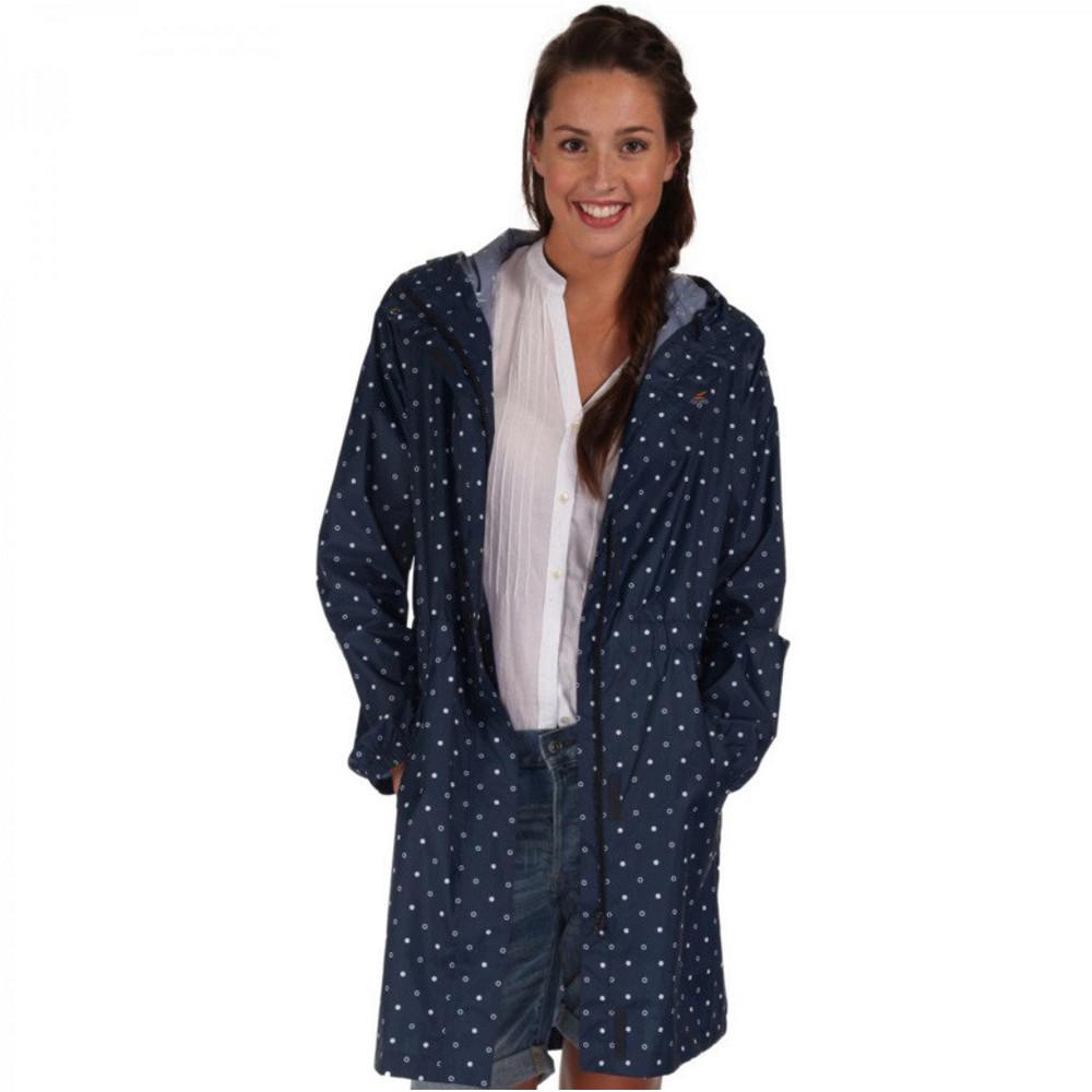 Regatta Womens/Ladies Pack It Light Waterproof Breathable Parka Jacket 16 - Bust 40 (102cm)