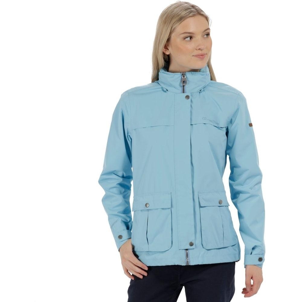 Regatta Womens/Ladies Landelina Lightweight Waterproof Coat