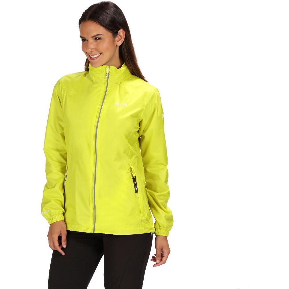 Regatta Womens/Ladies Corinne IV Waterproof Packable Jacket