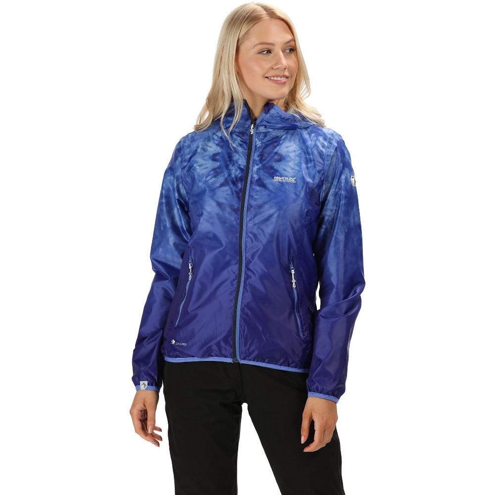 Regatta Womens Leera Iii Waterproof Durable Breathable Coat 16 - Bust 40 (102cm)
