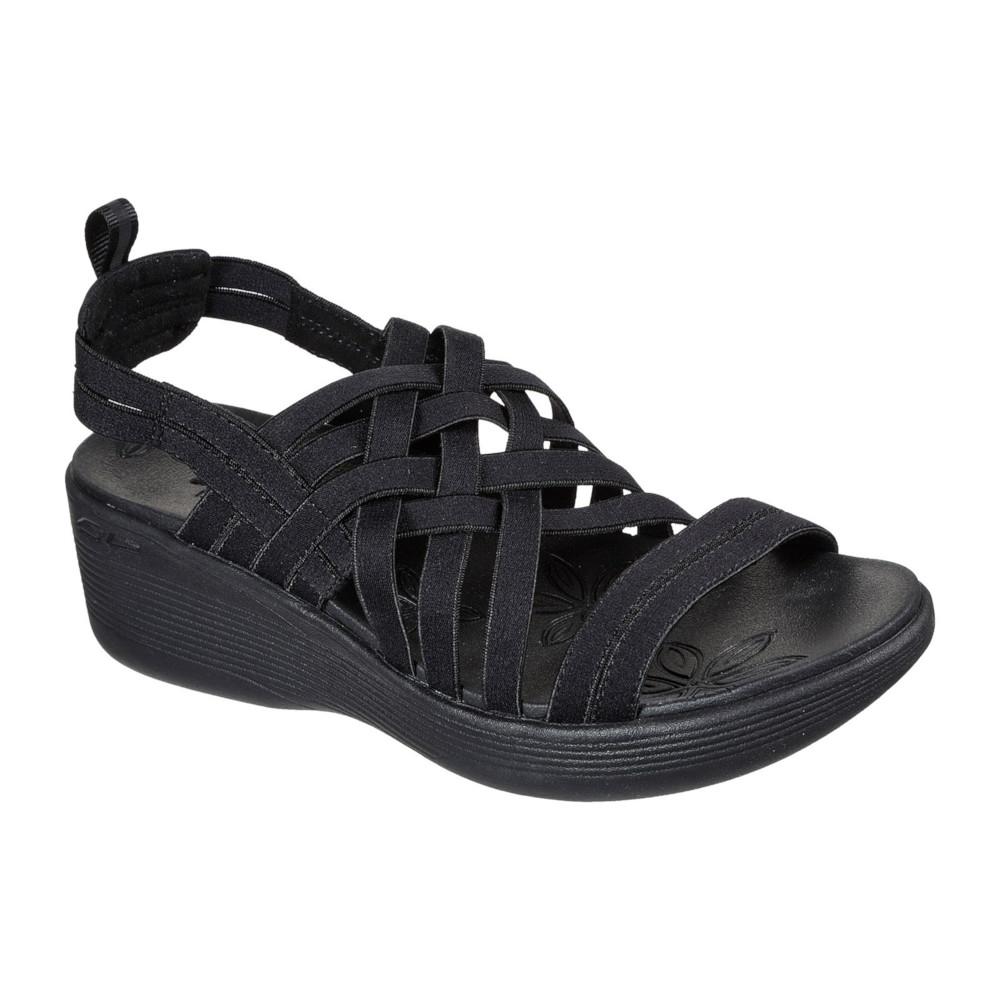 Skechers Womens Pier-lite Wedge Summer Sandals Uk Size 5 (eu 38)