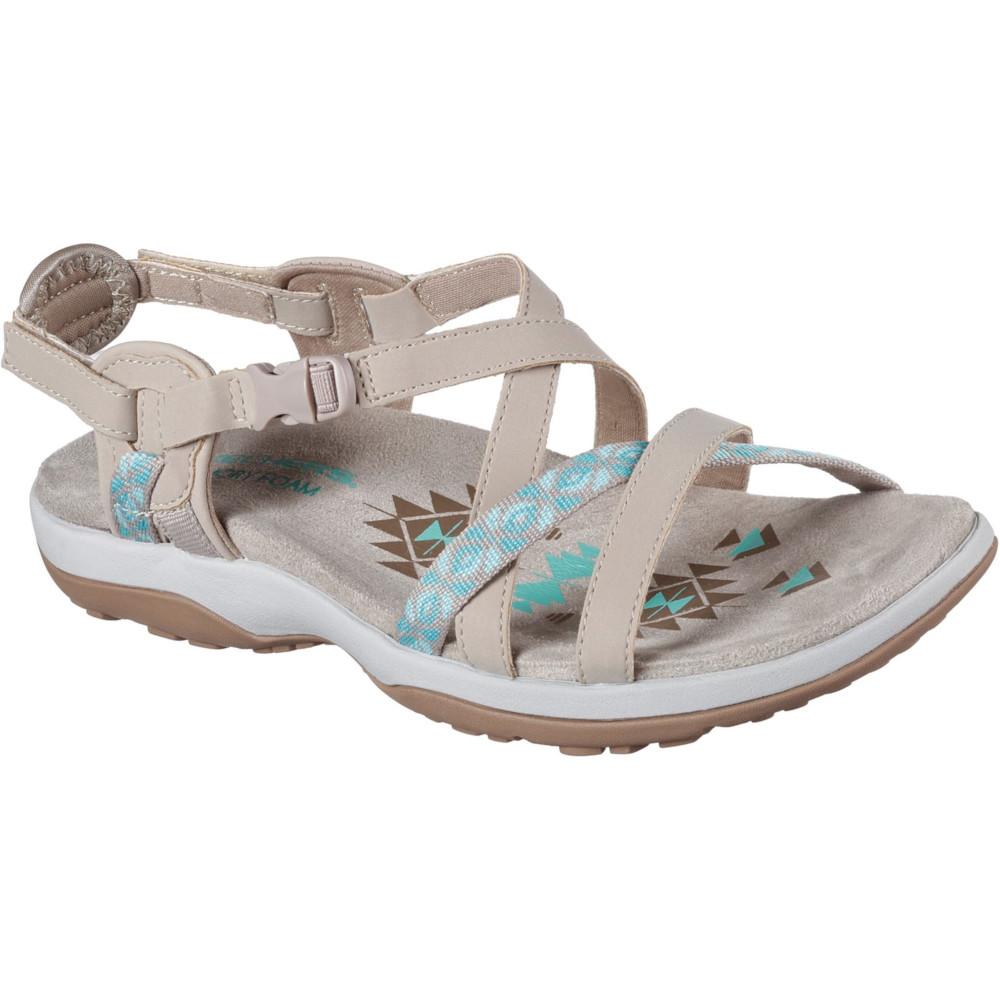Skechers Womens Reggae Slim Vacay Summer Sandals Uk Size 4 (eu 37)