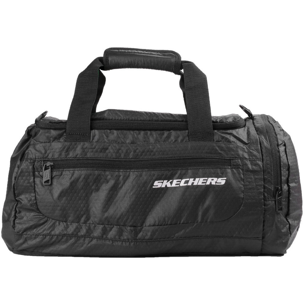 skechers superlite travel lightweight holdall / duffle bag one size