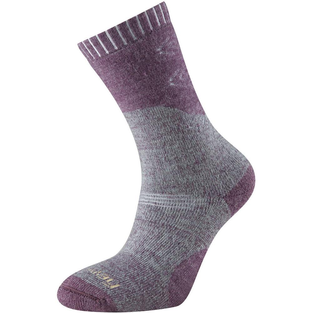 Product image of Sprayway Ladies Trekking Technical Stretch Wicking Walking Socks Size 7-9