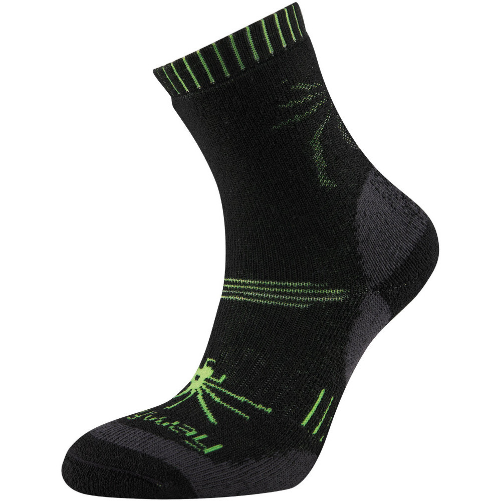 Product image of Sprayway Boys Spider Trekking Stretch Wicking Walking Socks Size 12-3