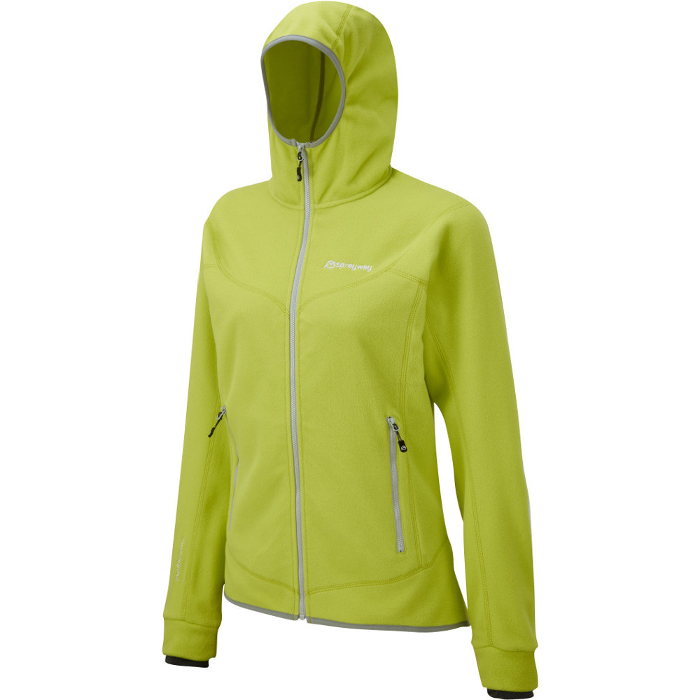 Product image of Sprayway Womens/Ladies Carina Lightweight Stretch Hoodie Hooded Top 14 L - Bust 38' (96cm)