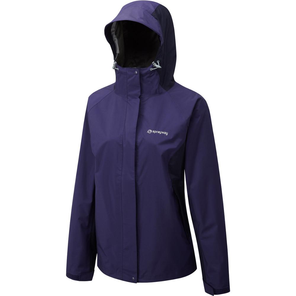 Sprayway Ladies Atlanta II Interactive Waterproof Breathable Jacket 18 XXL - Bust 42 (106cm)