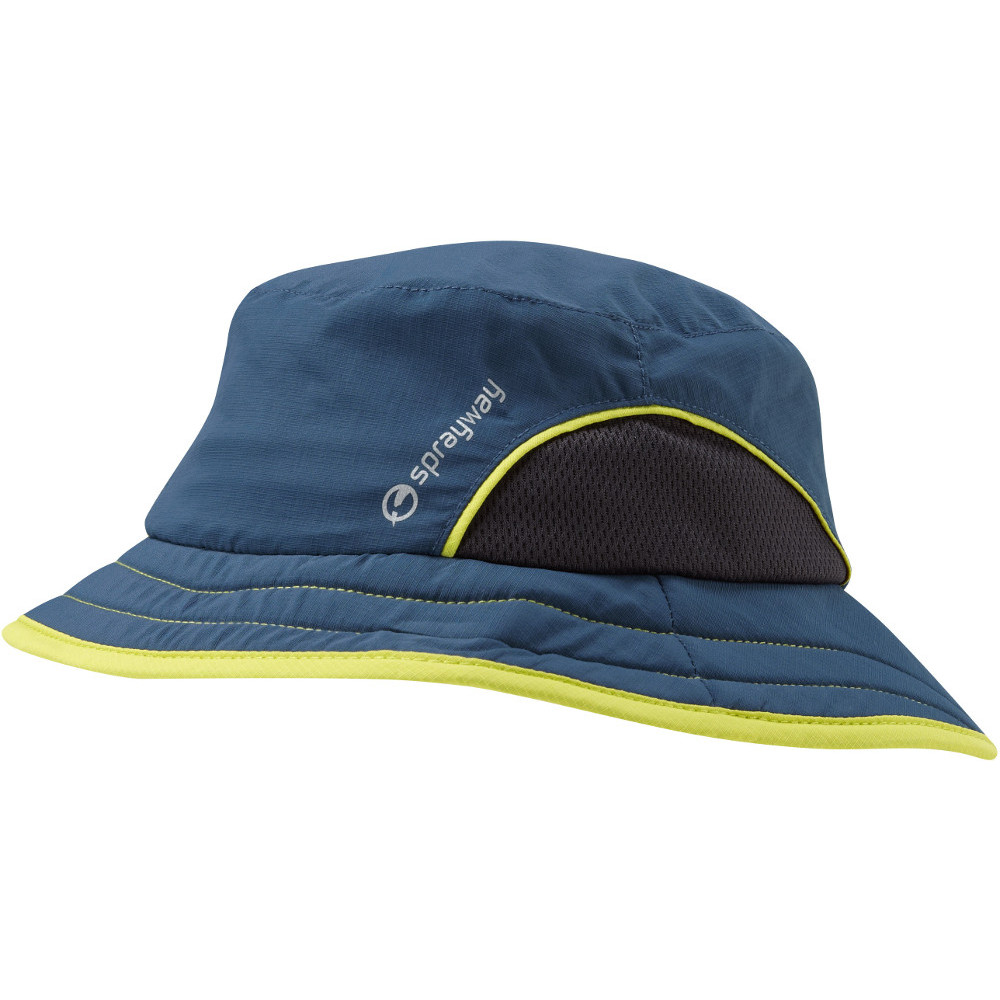 Product image of Sprayway Boys & Girls Milton Packable Wicking Summer Bucket Hat 4-7 years