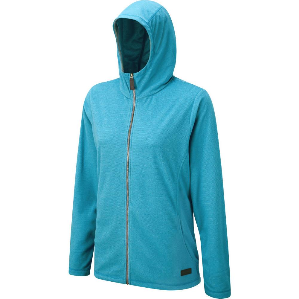 Product image of Sprayway Ladies Penny Lightweight Fleece Midlayer & Hoodie Hooded Top 12 M - Bust 36' (91cm)