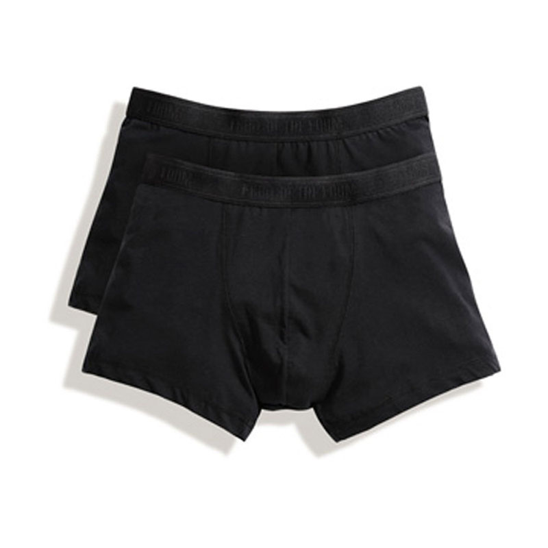 Product image of Fruit of the Loom Mens Classic Shorty 2 Pack