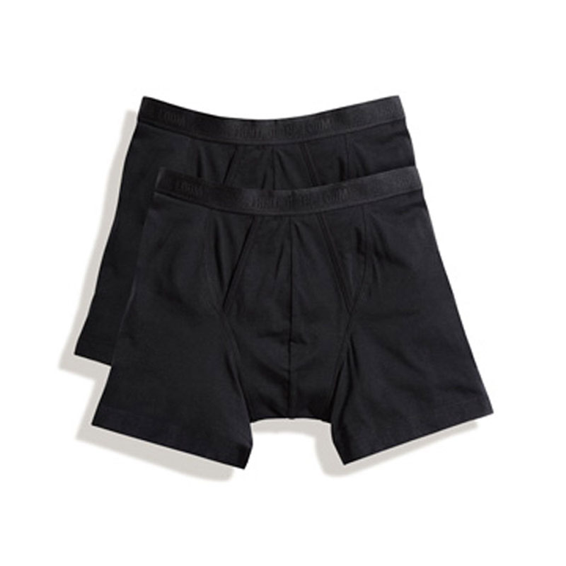 Fruit Of The Loom Mens Classic Boxer 2 Pack L - Waist 36/38