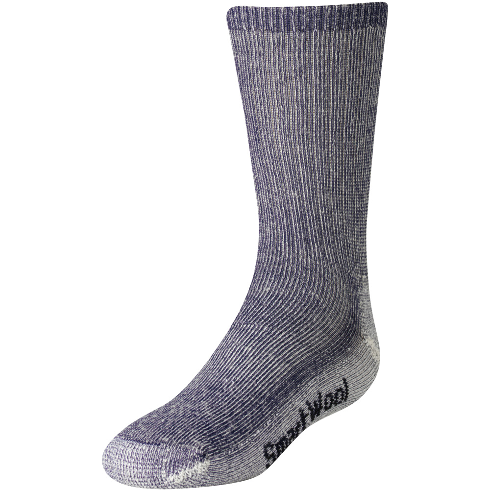 Product image of Smartwool Boys Hike Medium Crew Mesh Vented Walking Socks Navy