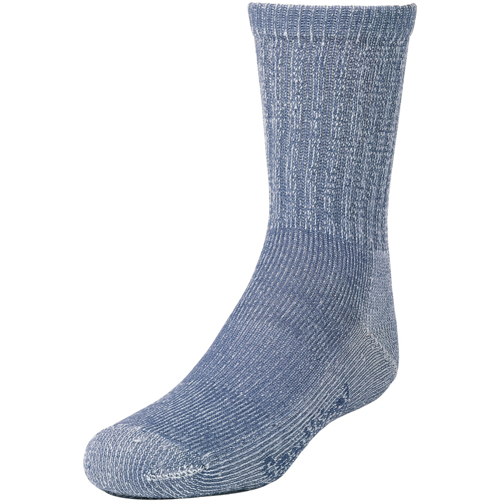 Product image of Smartwool Boys Hike Light Crew Lightweight Walking Socks Royal