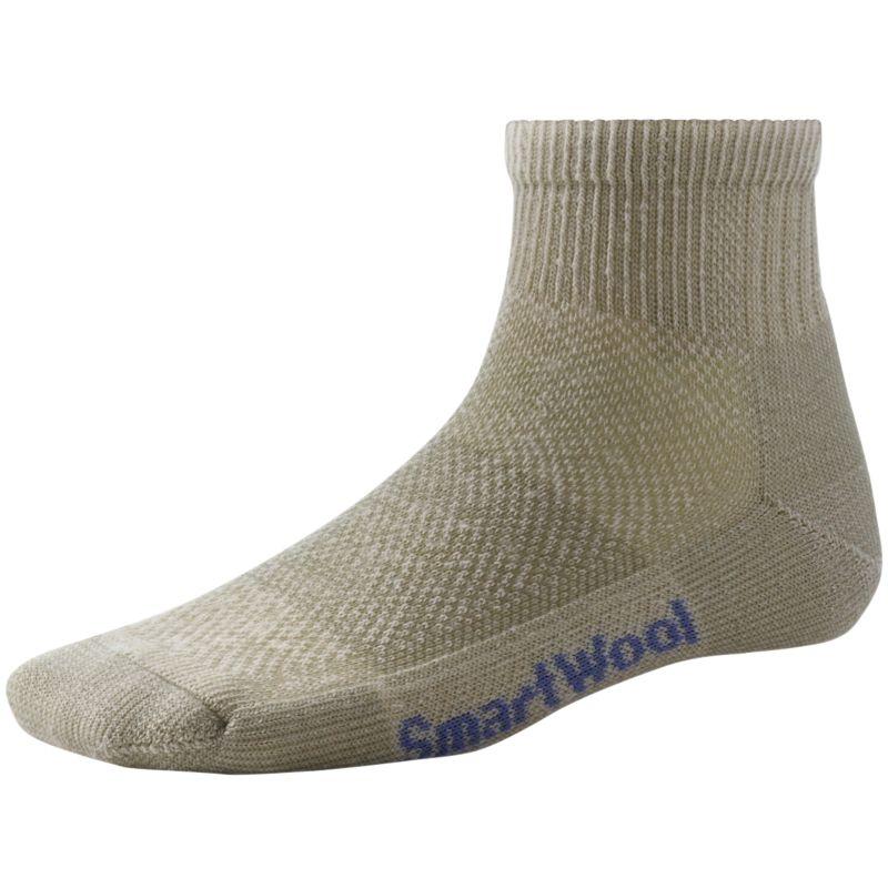 Product image of Smartwool Womens Hike Ultra Light Mini Socks  Oatmeal
