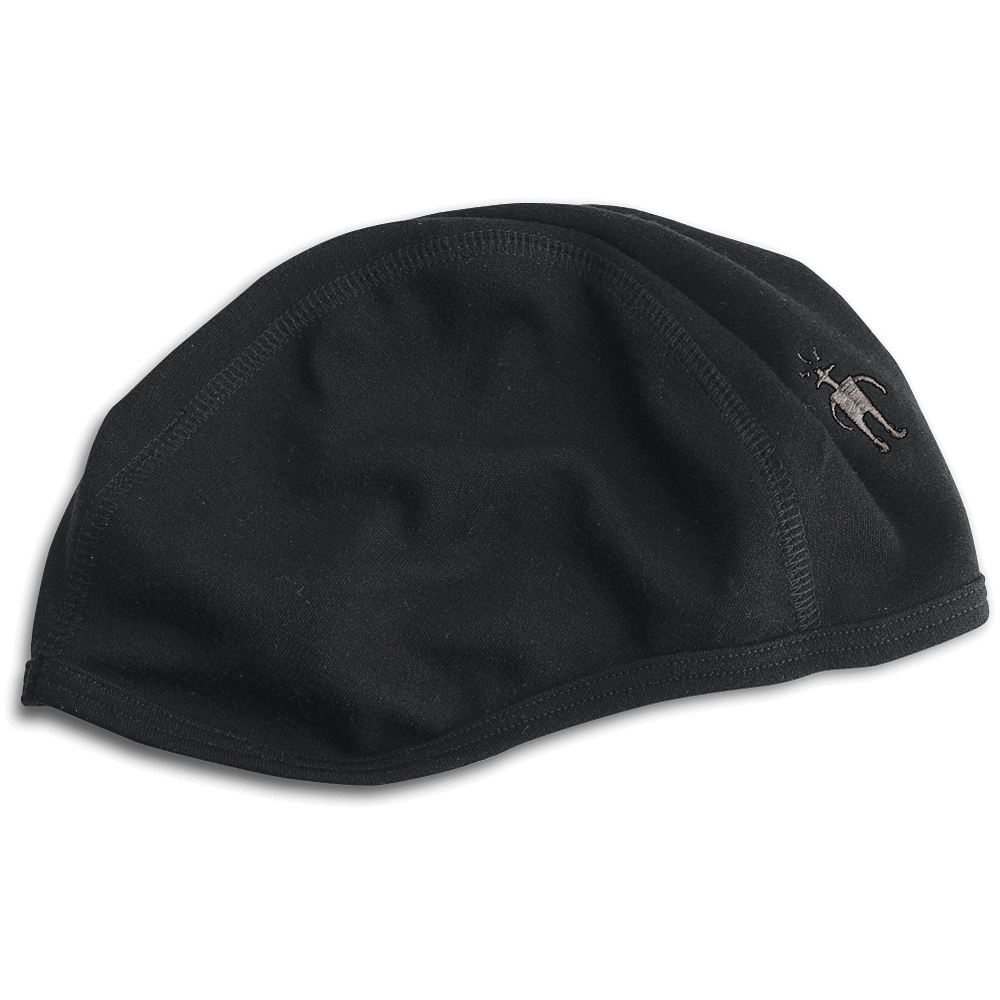 Product image of Smartwool Ladies NTS Mid 250 Headliner Single Layer Hat Black