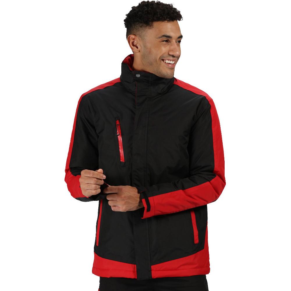 Outdoor Look Mens Stornoway Half Zip Warm Microfleece Fleece Jacket S- Chest Size 38