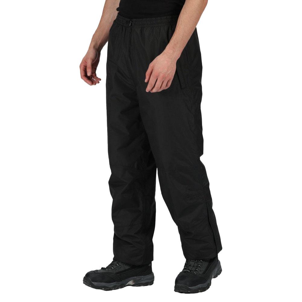 Regatta Boys Sorcer Iv Mountain Polyester Walking Trousers 14 Years - Waist 73-76cm (height 164-170cm)