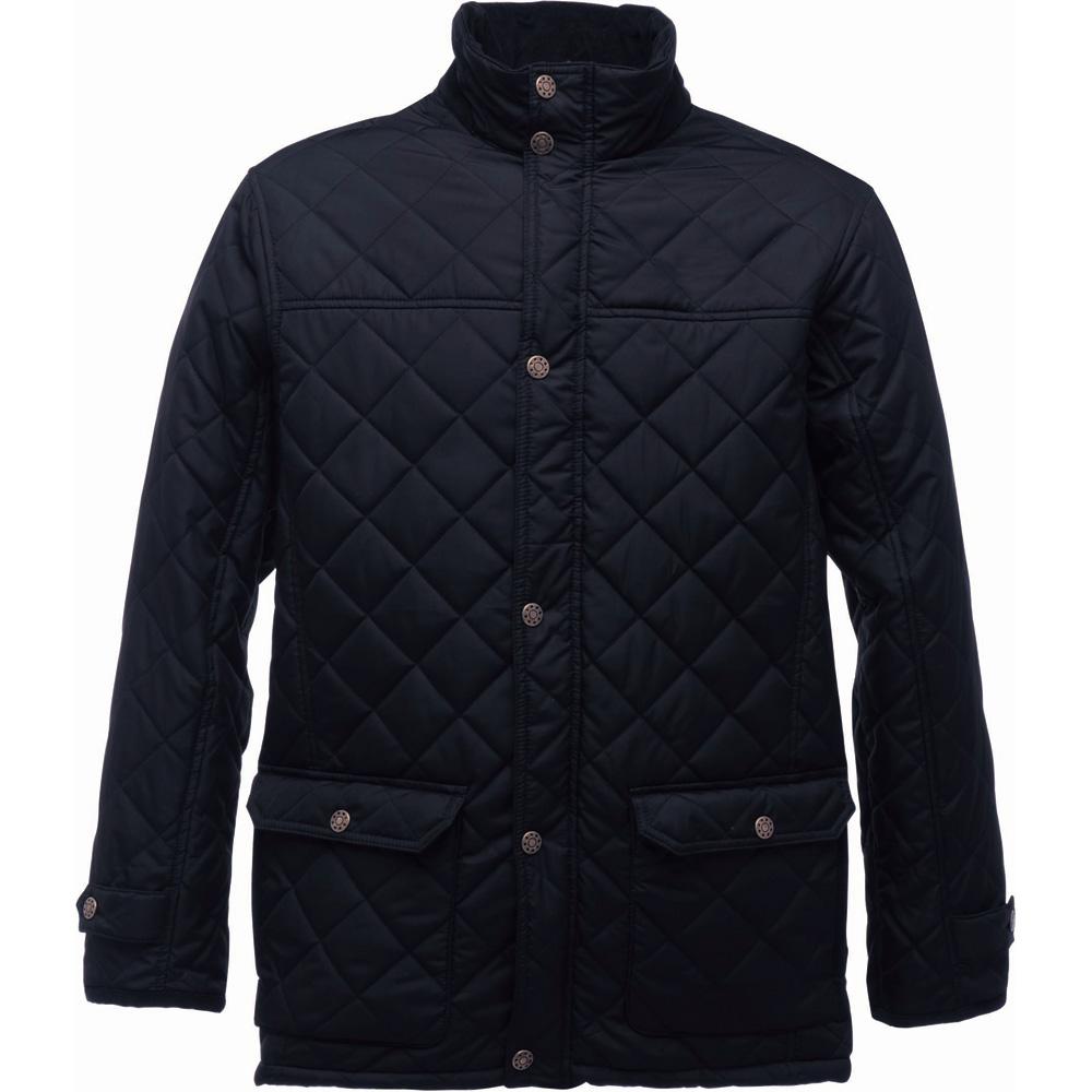 Regatta Mens Collumbus Iv Zip Up Stretchy Casual Fleece Jacket Xl - Chest 43-44 (109-112cm)