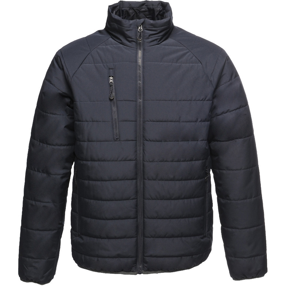 Regatta Professional Mens Glacial Durable Padded Insulated Jacket Coat Xxl - Chest 47 (119cm)