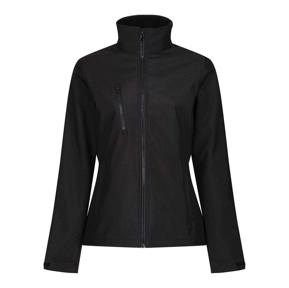 Regatta Womens Ablaze 3 Layer Softshell Jacket 12 - Bust 36 (92cm)