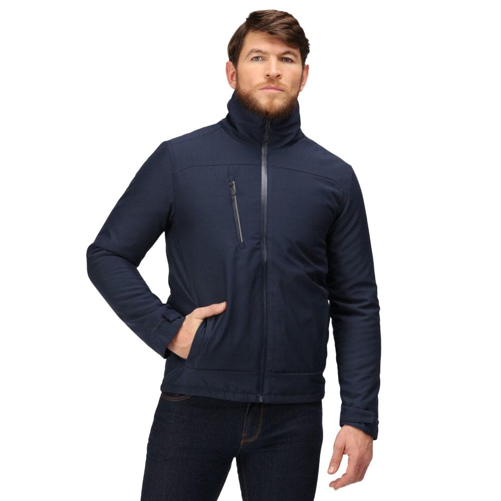 Regatta Mens Garforth Waterproof Insualted Breathable Walking Jacket Xl - Chest 43-44 (109-112cm)