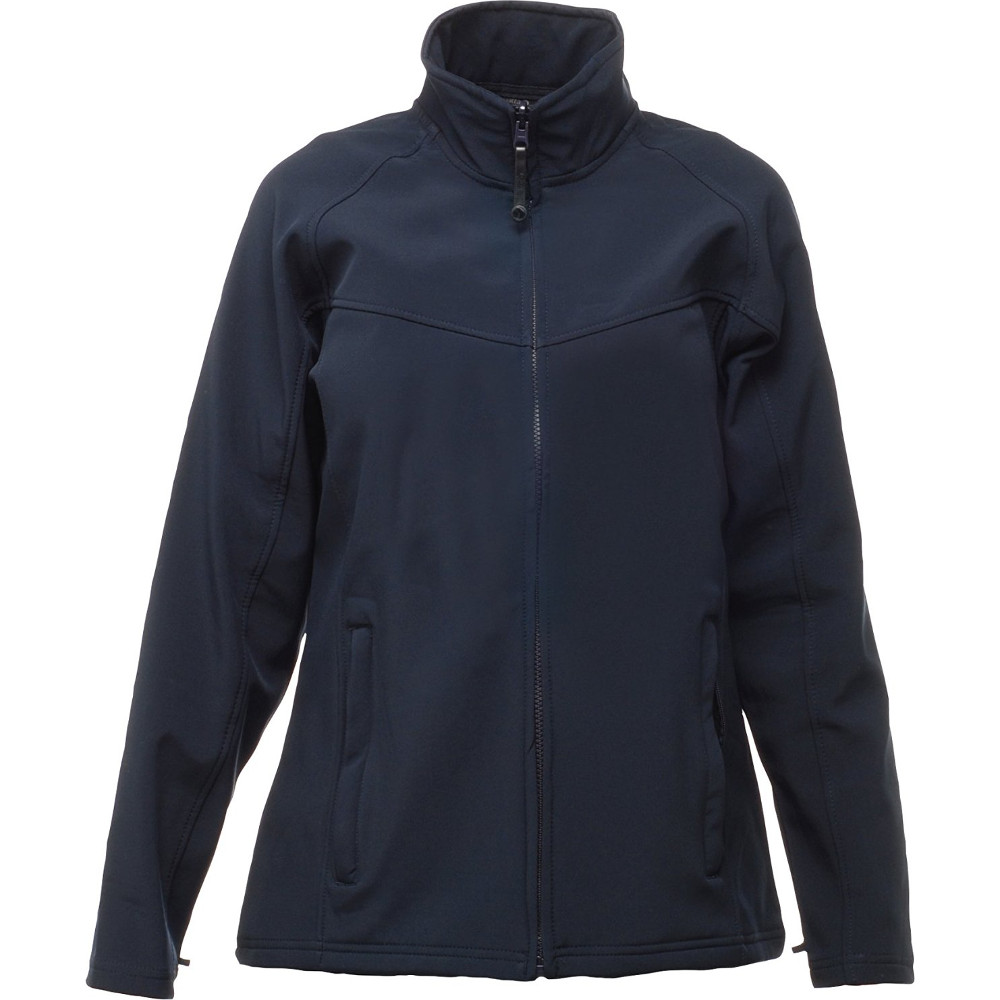 Regatta Professional Womens/ladies Uproar Interactive Softshell Jacket 12 - Bust 36 (92cm)