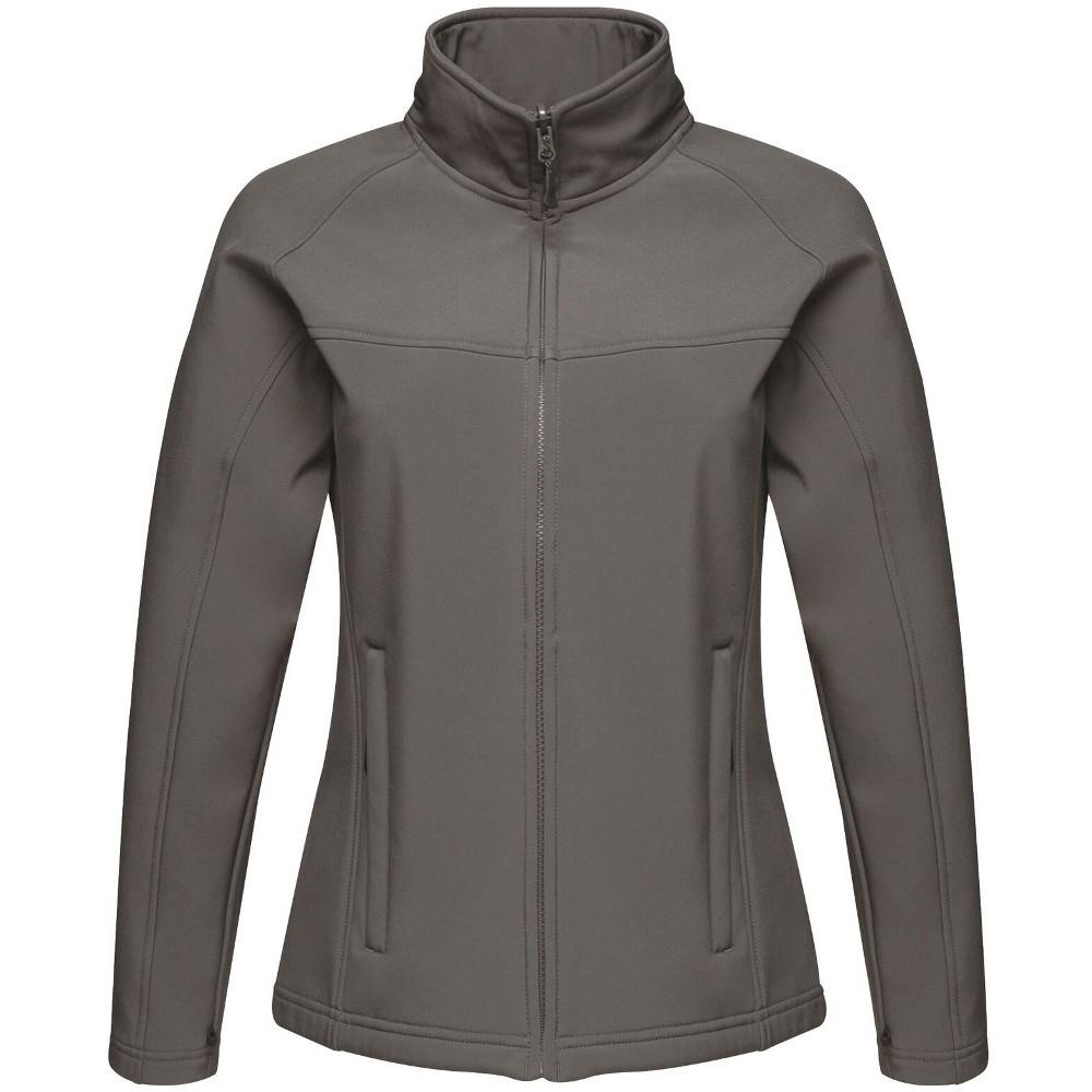 Regatta Professional Womens/ladies Uproar Interactive Softshell Jacket 16 - Bust 40 (102cm)