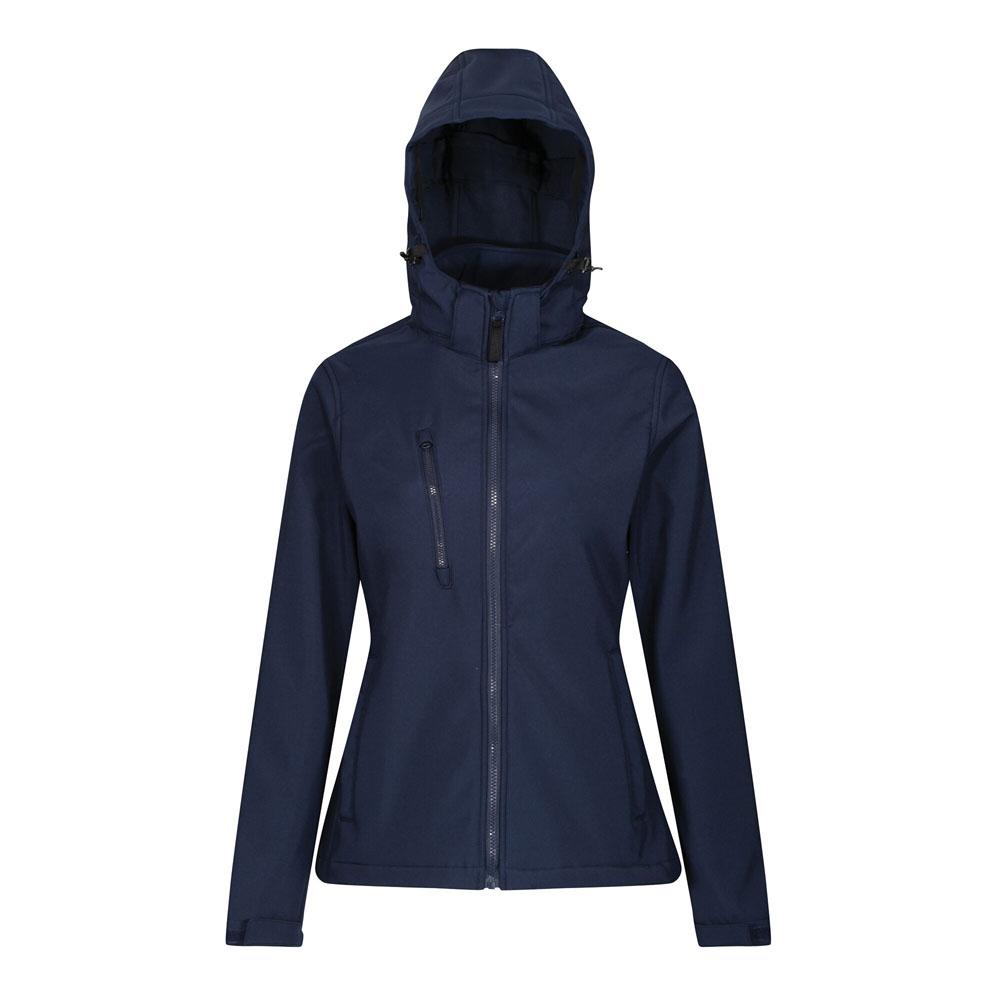 Regatta Womens Venturer 3 Layer Softshell Jacket 20 - Bust
