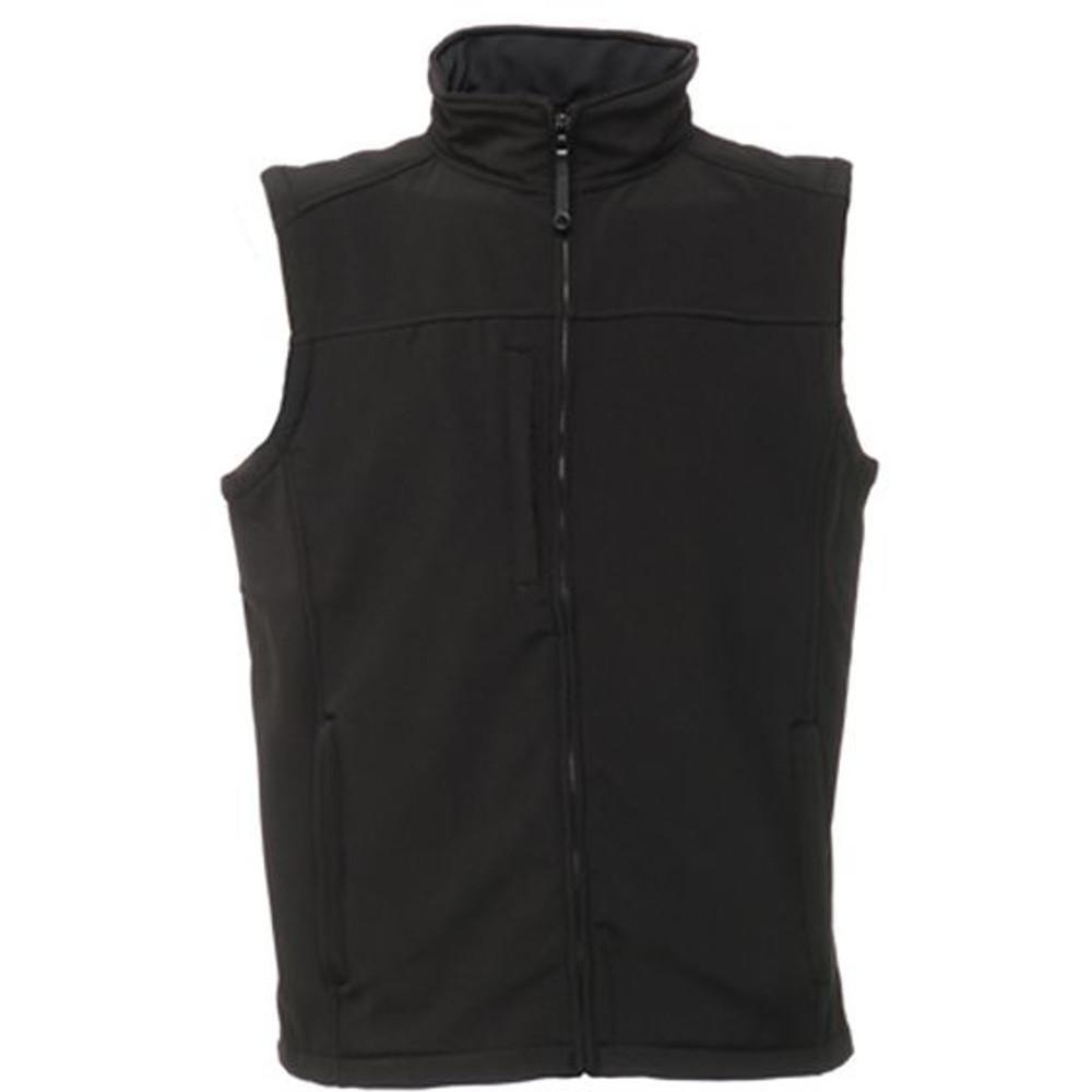 Regatta Mens Flux Warm Workwear Stretch Softshell Gilet Bodywarmer Xl - Chest 43-44 (109-112cm)