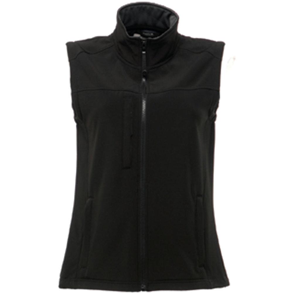 Regatta Womens/ladies Flux Workwear Stretch Softshell Gilet Bodywarmer 10 - Bust 34 (86cm)
