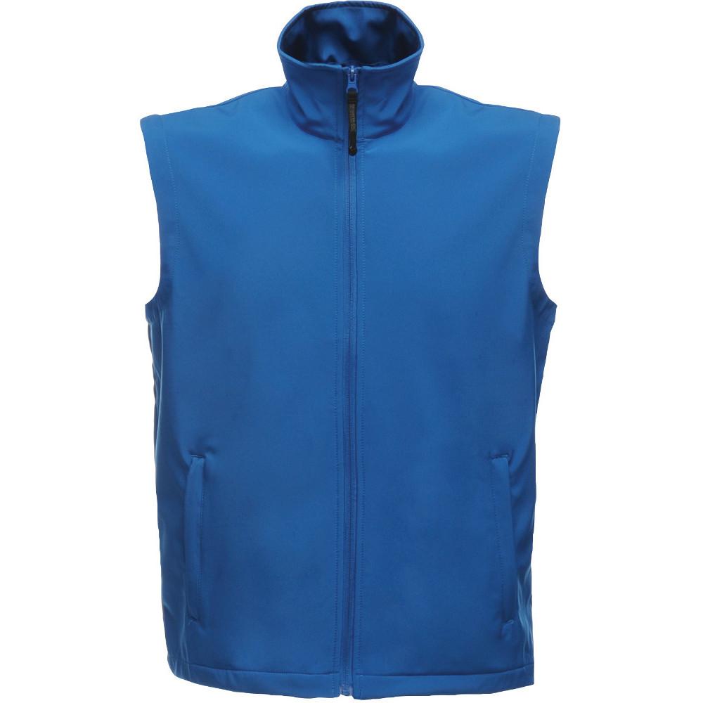 Regatta Professional Mens Classic Softshell Bodywarmer Gilet Xl - Chest 43-44 (109-112cm)